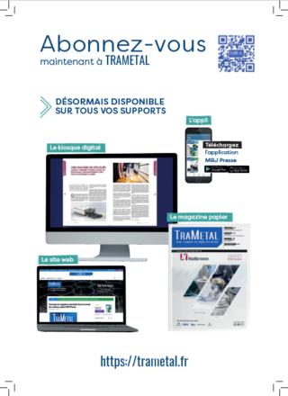 Trametal - Autopromo - Autopromo - 1 page